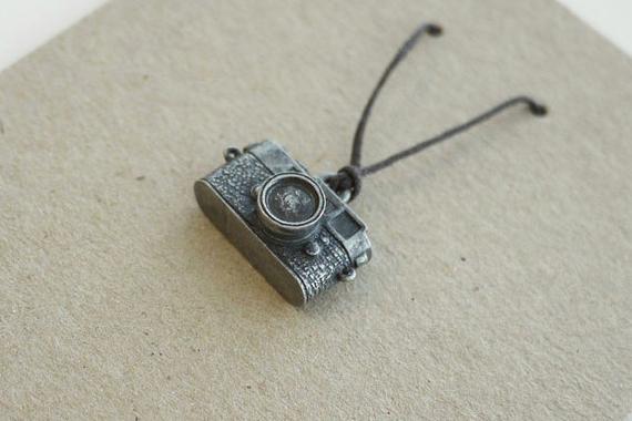 チャームカメラ柄