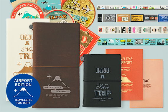 TRAVELER'S FACTORY AIRPORT LIMITED ITEMS