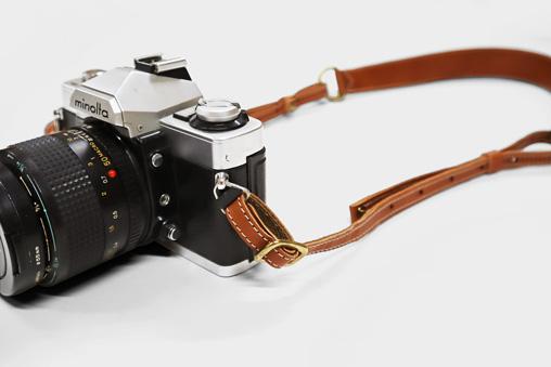 レザーカメラストラップ2 L ライト