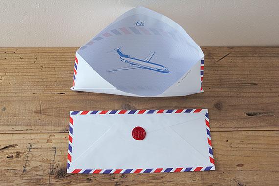 タイ エアメール封筒(10枚入)