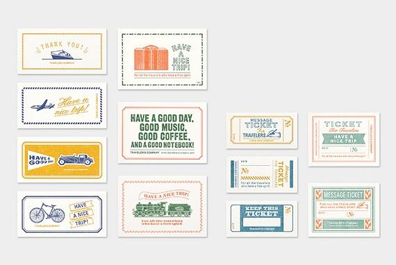 リフィル メッセージカード