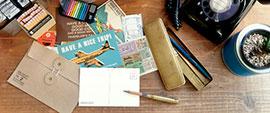 【TFA】旅するように手紙を送ろう!