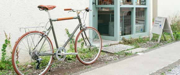 【TFA】東京を走るために作られた自転車「tokyobike」とのコラボレーションアイテムが登場!