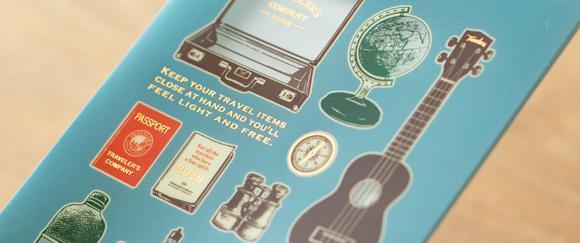 【TFA】ダイアリー2020&誠品書店のアイテムが登場!限定のレザータグプレゼントもスタートします!
