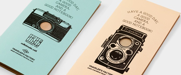 フィルムカメラを楽しもう!カードファイルに新デザインも登場です。