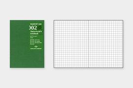 トラベラーズノート パスポートサイズ リフィル セクション MD (14369006)
