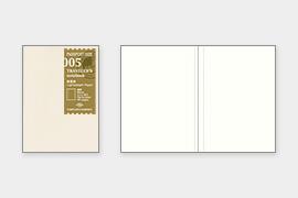 トラベラーズノート パスポートサイズ リフィル 軽量紙 (14371006)
