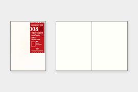 トラベラーズノート パスポートサイズ リフィル 画用紙 (14372006)