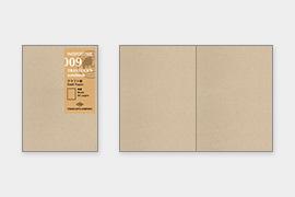 トラベラーズノート パスポートサイズ リフィル クラフト紙 (14373006)