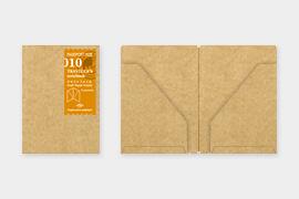 トラベラーズノート パスポートサイズ リフィル クラフトファイル (14334006)