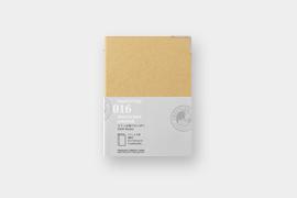 トラベラーズノート パスポートサイズ リフィル用バインダー (14407006)