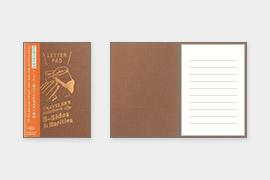 トラベラーズノート パスポートサイズ リフィル レターパッド(14441006)