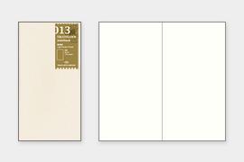 トラベラーズノート リフィル 軽量紙 (14287006)