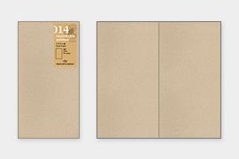 トラベラーズノート リフィル クラフト紙 (14365006)