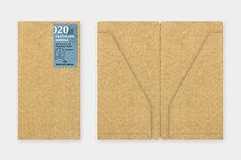 トラベラーズノート リフィル クラフトファイル (14332006)