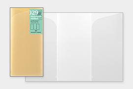 トラベラーズノート リフィル 三つ折りホルダー (14403006)