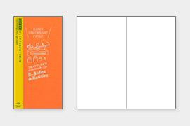 トラベラーズノート リフィル 超軽量紙(14431006)