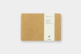 スパイラルリングノート <B6> ポケット 南国カンガルー柄 (15039006)