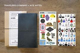 TRAVELER'S COMPANY + ACE HOTEL