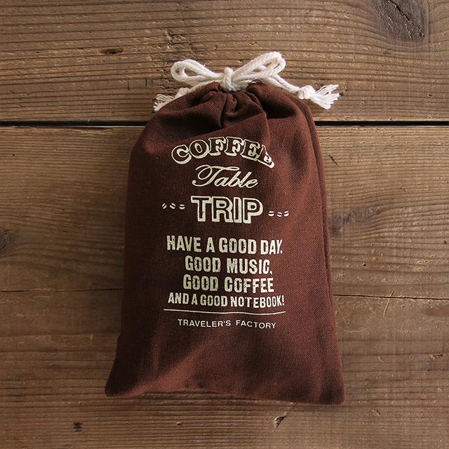 TF コーヒーバッグ<S> ダークブラウン