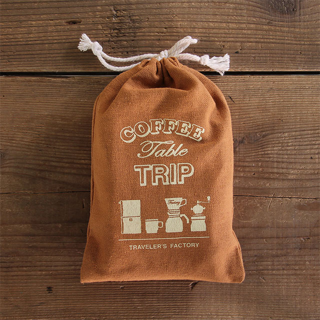 TF コーヒーバッグ<S> ライトブラウン