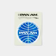 TF スーツケースステッカー パンナム ロゴ