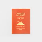 TF パスポートサイズ リフィル AIRPORT EDITION