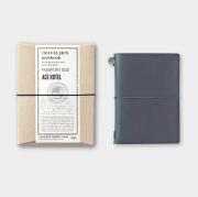 TF トラベラーズノート パスポートサイズ ACE HOTEL ブルー