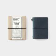 TF トラベラーズノート パスポートサイズ TO&FRO ブルー