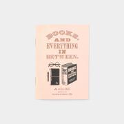 TF トラベラーズノート パスポートサイズ リフィル 誠品書店 活版 ピンク