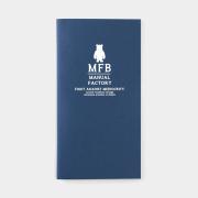 TF トラベラーズノート リフィル MFB ネイビー