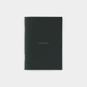 TF トラベラーズノート パスポートサイズ リフィル tokyobike マットブラック