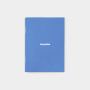 TF トラベラーズノート パスポートサイズ リフィル tokyobike ブルーグレー
