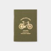 TF トラベラーズノート パスポートサイズ リフィル tokyobike トラベラーズオリーブ