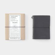 TF トラベラーズノート パスポートサイズ tokyobike 黒