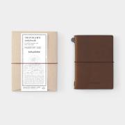 TF トラベラーズノート パスポートサイズ tokyobike 茶