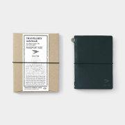 TF トラベラーズノート パスポートサイズ TO&FRO 2020 黒