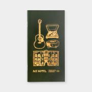TF トラベラーズノート リフィル Ace Hotel Kyoto ディープグリーン