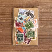 海外使用済み切手