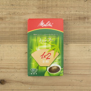 Melitta フィルターペーパー バンブー 2~4杯用