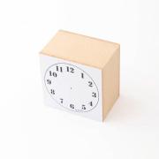 水縞 ハンコ 時計 L
