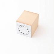 水縞 ハンコ 時計 S