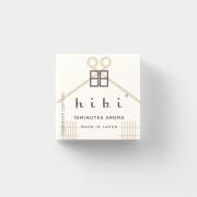 hibi 檜 レギュラーボックス 8本入 マット付
