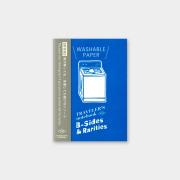トラベラーズノート パスポートサイズ リフィル 耐洗紙