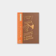 トラベラーズノート パスポートサイズ リフィル レターパッド